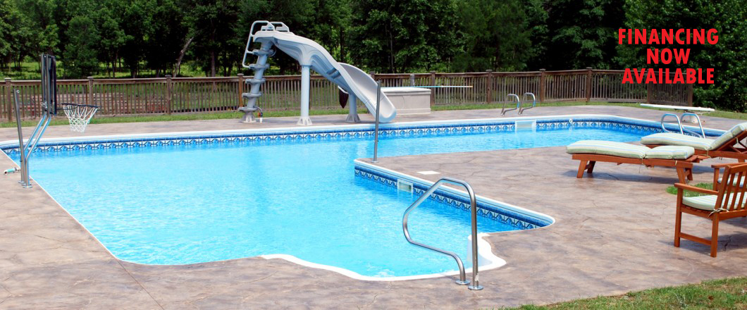 Images Of Backyard Pools Home Design