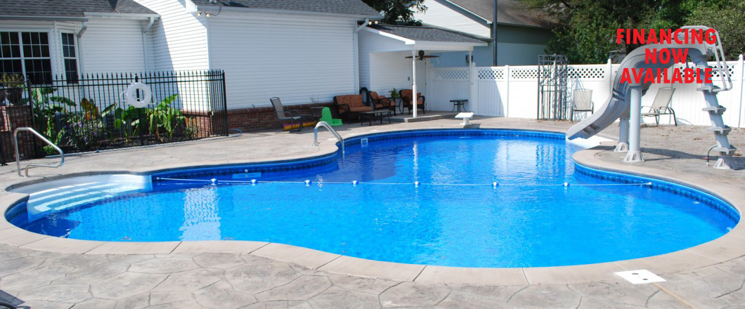 Above-Ground & In-Ground Pool Installation and Repair, Spas - Backyard Pools  and Spas: Hope, AR